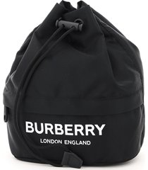 burberry phoebe bucket pouch