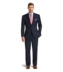 signature collection traditional fit men's suit by jos. a. bank