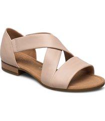 sandals shoes summer shoes flat sandals rosa gabor