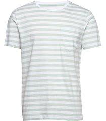 verkstad t-shirt t-shirts short-sleeved vit makia