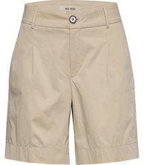 mika cole shorts shorts flowy shorts/casual shorts beige mos mosh