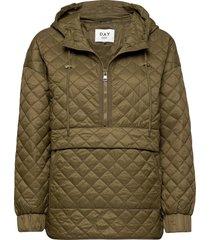 day shelter outerwear jackets anoraks groen day birger et mikkelsen
