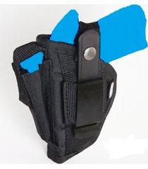 gun holster plus extra-magazine holder fits hi-point c-9,380,9mm like a glove