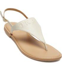 dkny solar thong sandals