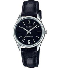 ltp-v005l-1b  reloj dama negro