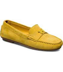 th hardware mocassin loafers låga skor gul tommy hilfiger
