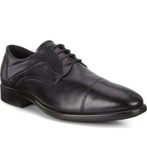 ecco men's citytray cap toe tie oxford men's shoes