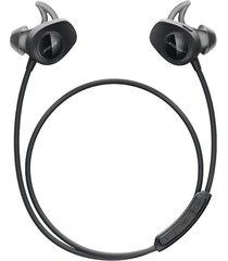 audifonos bose soundsport / wireless / negro.