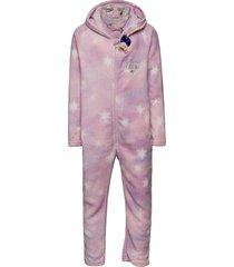 pyjama overall pyjamas sie jumpsuit rosa disney