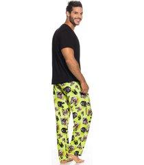 pijama conjunto familia hombre santo corazón