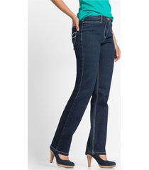 corrigerende stretch jeans, straight