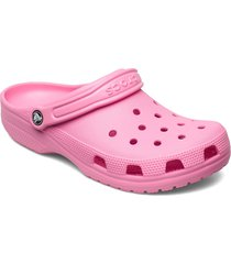 classic shoes summer shoes sandals rosa crocs