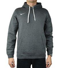 sweater nike hoodie fleece team club 19 ar3239-071