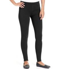hue women's ponte leggings