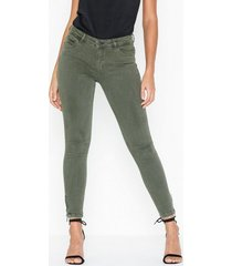 noisy may nmkimmy nw ank zip clr jeans cs068 skinny