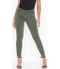 noisy may nmkimmy nw ank zip clr jeans cs068 skinny