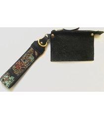 carteira felipe borges acessórios de couro porta notas / chaveiro