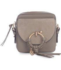 see by chloé shoulder bag w/short crossbody