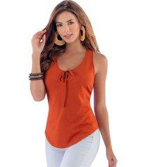 blusa adulto femenino ladrillo marketing  personal