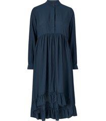klänning objgamil l/s long dress