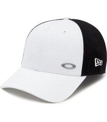boné oakley tinfoil cap new era masculino - masculino