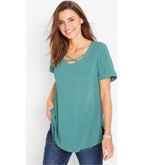 duurzame blouse van lenzing™ ecovero™