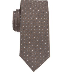 boss men's patterned traveler tie