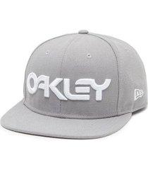 boné oakley mark ii novelty snap back masculino
