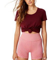 cotton on crochet seamless shorts