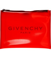 givenchy mirrored bolts flames document holder
