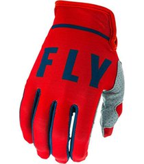 guantes rojo/slate/navy fly lite