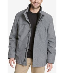 dockers men's soft shell 3-in-1 jacket