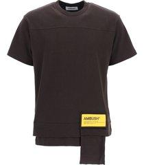 ambush t-shirt waist pocket