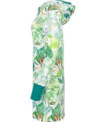 sukienka z kapturem polne trawy.