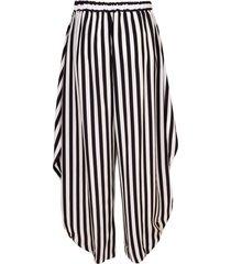 alicia striped trousers