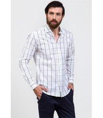 camisa blanca prototype albany