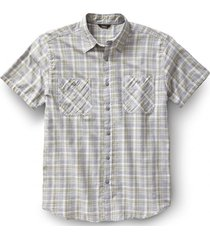 camisa biscayne  gris royal robbins by doite