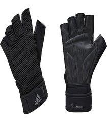 luva adidas train clc glove preto