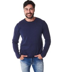 suéter convicto azul