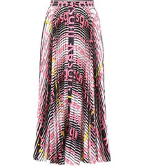 msgm resort full skirt