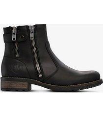 boots med dragkedjor