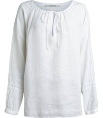 blouse wind wit