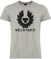 belstaff cranstone t-shirt - grey melange 71140202
