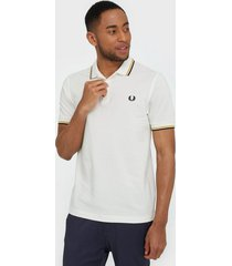 fred perry twin tipped fp shirt piké flerfärgad