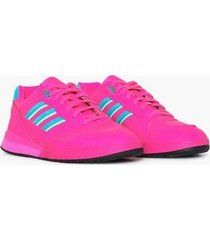 adidas originals a.r. trainer sneakers pink