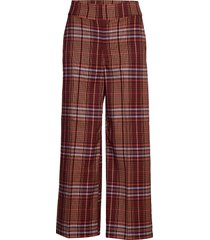 jaeliw culotte pant vida byxor röd inwear