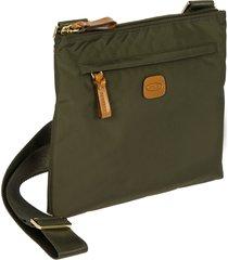 bric's x-bag crossbody bag in olive at nordstrom