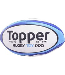 pelota blanca topper try pro