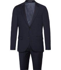 hardmann, suit set kostym blå bruun & stengade