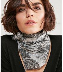 foulard seta